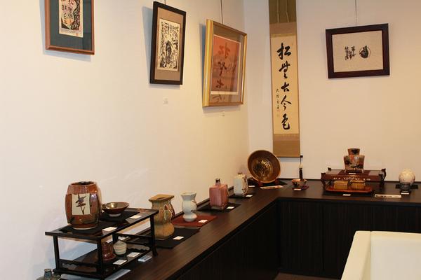 河井寛次郎展を開催致しました。