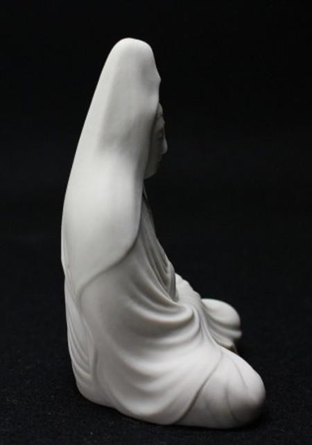 22773 帝室技芸員 板谷波山 (觀音聖像) ITAYA Hazan