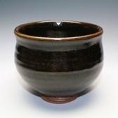 22171 バーナード・リーチ(黒茶碗[1967])