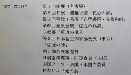 22876 帖佐美行 (鶴声荒涛の詩水指)CHOSA Yoshiyuki