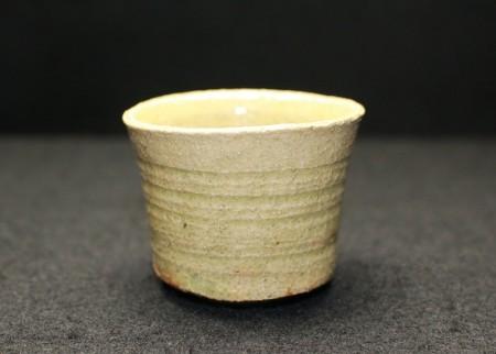 22314 鈴木 徹(灰釉盃)SUZUKI Tetsu