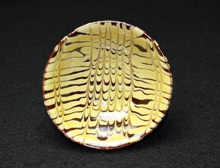 22294 河井寛次郎(櫛目杯)KAWAI Kanjiro