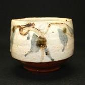 22994 河井寛次郎  (笹碗)  KAWAI Kanjiro