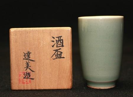 23024 加藤達美  (酒盃) KATO Tatsumi