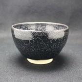 23062  木村盛和  (油滴窯変釉茶盌) KIMURA Morikazu