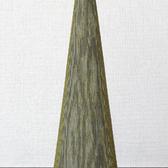 24319 中田雅巳 (SEN黒黄 花器) NAKADA Masaru