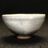 22441 人間国宝 原清 (酒盃(粉引)) HARA Kiyoshi