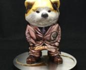 24317  祝迫芳郎 (CHU-KEN〜秋田犬〜) IWAISAKO Yoshiro