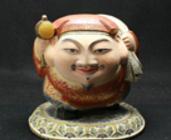 24391  平櫛田中 (福寿大黒天尊像(弘子鑑定付属)) HIRAKUSHI Dencyu