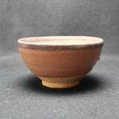 23787  小山冨士夫 (唐津皮鯨茶碗(岑一識)) KOYAMA Fujio