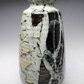 20978 六代 清水六兵衛(釉象花瓶)KIYOMIZU Rokubei