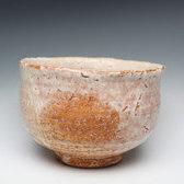 20937 十一代 三輪休雪[寿雪](萩茶碗)MIWA Kyusetu