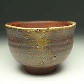 21424 藤原 建(備前茶碗)FUJIWARA Ken