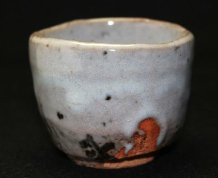 22772 荒川豊蔵 (からつ風盃) ARAKAWA Toyozo
