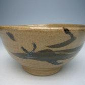 No.17094 加藤唐九郎[重高鑑](唐津茶碗)Kato Tokuro