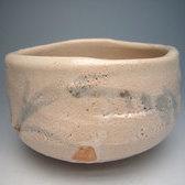 No.17296 加藤唐九郎(志野茶碗)KATO Tokuro