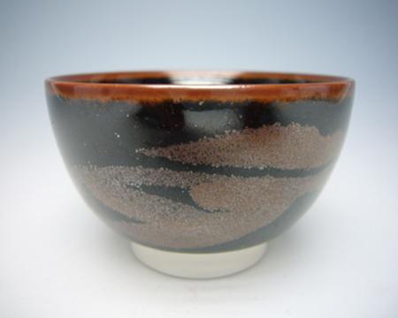 18263 青木龍山(天目ぐい呑)AOKI Ryuzan