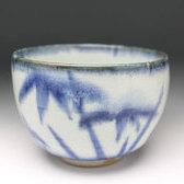 20391 近藤悠三(茶碗 雪笹)KONDO Yuzo