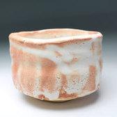 20799 鈴木 蔵(志野茶碗)SUZUKI Osamu